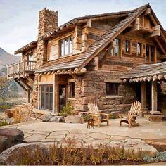 Winter home? Haha