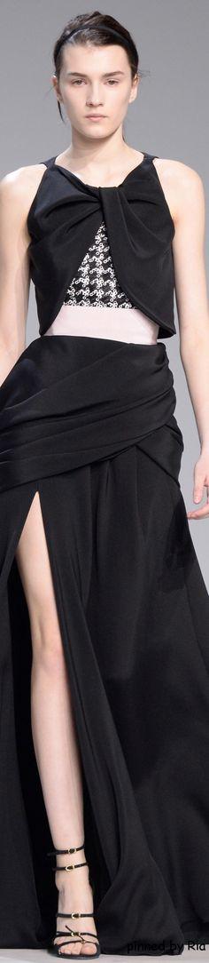 Giambattista Valli Spring 2016 Couture l Ria
