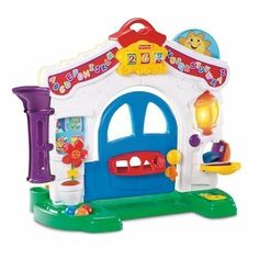Fisher Price Learning Home…