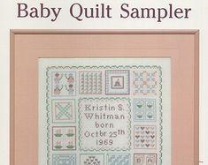 Baby Quilt Sampler