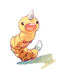 One of the most amazing styles and coolest pokemon redesigns I've ever seen! Great sense of motion!