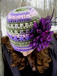 ao with <3 / crochet hat inspiration