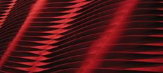 red 3d fabric 3D textiles