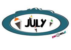 Miesiące - plansze do wydrukowania - Pani Monia Buick Logo, Logos, Logo
