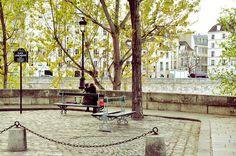 Paris, the Ile Saint Louis