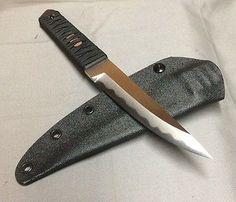 Blue wasp knives Custom tactical knife blade, tanto, kwaiken, kiridashi    eBay #tacticalknife