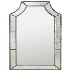 Liven up your home décor with the Smoked Arch-Edge Mirror. Visit your local At Home store to purchase and find other affordable Home Décor. Mirror Behind Nightstand, Pottery Barn Look, Master Bedroom Redo, Master Bathroom, Full Length Mirror Wall, Bedroom Night Stands, Bathroom Styling, Bathroom Ideas, 5 W