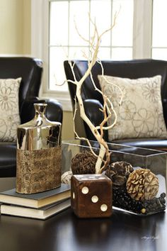 Superieur Coffee Table Accessories Design Ideas, Pictures, Remodel, And Decor   Page 9
