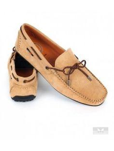 Zapatos hombre Leyva Beige Calzado Hombre 65382e04f6a2