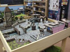 We have heard Steve, Dirty Jon and Luke lament on previous WWPD  podcasts about the lack of an FLGS where they live and how they have to tr...