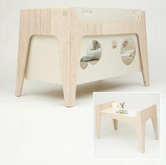Castor & Chouca: i mobili per bambini che si trasformano con l'etÃ
