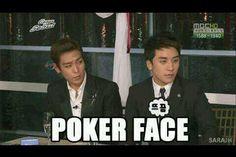 T.O.P and Seungri - poker face