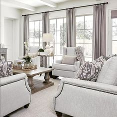 Family Room Makeover with A Well Dressed Home - transitional family room makeover, neutral family friendly room design, kid safe fabrics #familyroomdesigndecor #familyroomdesignkidfriendly