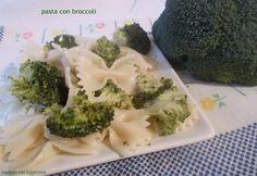 Buongiorno :D un'altra verdura che si trova in questo periodo sono i broccoli che io cucino spesso nella pasta, come contorno o come secondo. ora vi presen
