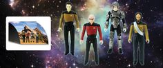 SDCC-Exclusive The Bakersfield Expedition Action Figures