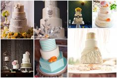 Wedding Cakes 101 for Wedding Planners