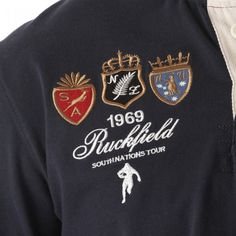 Custom Patches, Camisa Polo, Vintage Labels, Boys Shirts, Ss16, Embroidery Applique, Graphic Sweatshirt, T Shirt, Rugby
