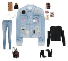 """""""Untitled #124"""" by aujanaelitevolleyball22 ❤ liked on Polyvore featuring Givenchy, Gianvito Rossi, rag & bone, Marc Jacobs, Georgia Perry, Chanel, Polaroid, ban.do, Stay Home Club and Felony Case"""