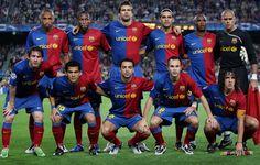 Thierry Henry and Rafael Marquez Photos Photos: Barcelona v Sporting Lisbon…