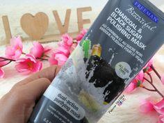 Cual es el mejor exfoliante para pieles grasas, Mascarilla de Calor, Charcoal & Black Sugar Polishing Mask, princesa miel blog, reseña, exfoliante y mascarilla freeman