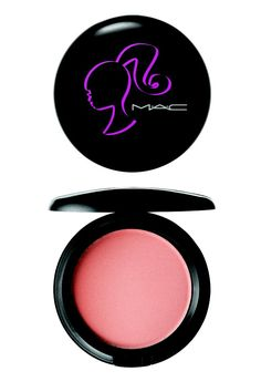 Pin for Later: 230 of the Best Collaboration Products MAC Has Ever Created MAC Cosmetics x Barbie Beauty Powder in Pearl Sunshine