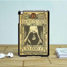 Wanted Ezio Auditore iPad Mini 2 Case Dewantary