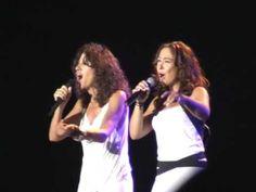 #Elefteria Arvanitaki & Melina Aslanidou live on #Aegina summer 2009