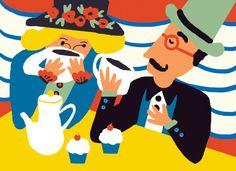 Jana Glatt is a freelance illustrator and designer from Rio, Brazil.   http://cargocollective.com/janaglatt/
