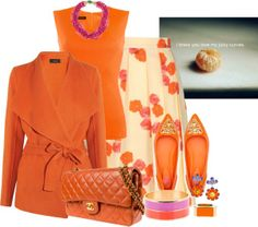 """""""tangerine.dreamz"""" by twosisterzcreationz on Polyvore"""