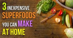 While cost is one of the most obstacles to eating a healthy diet, there are low-cost superfoods available that contribute priceless benefits to your health. http://articles.mercola.com/sites/articles/archive/2015/01/05/healthy-diet-pattern.aspx