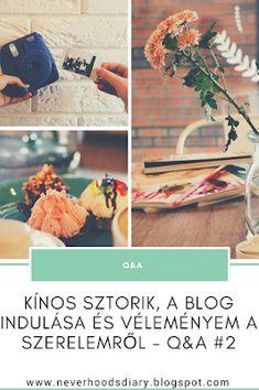 KÍNOS SZTORIK, A BLOG INDULÁSA ÉS VÉLEMÉNYEM A SZERELEMRŐL - Q&A #2 Blog, Blogging