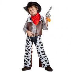 Déguisement Cowboy Wild West pour garçon #costumespetitsenfants #nouveauté2017