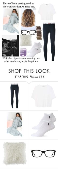 """""""#15"""" by mariangela06 ❤ liked on Polyvore featuring Tommy Hilfiger, Vince, Ralph Lauren, BCBGeneration and Ray-Ban"""