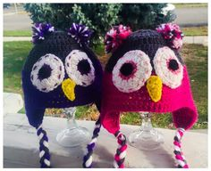 A personal favorite from my Etsy shop https://www.etsy.com/listing/203988828/owl-hat-crochet-owl-hat-baby-hat-toddler