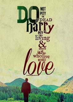 I heart Dumbledore, even with all the things he did wrong...