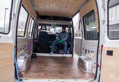 Che soddisfazione! Pavimento finito ed il PVC è STUPENDO    #vanlife #vanconversion #camper #campervan #diycamper #faidate #flooring #vanlifediaries #furgone #furgonecamperizzato #diyvan #pvc #floor
