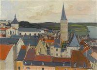La Charité sur Loire by Adrien Holy
