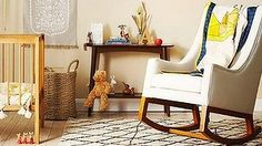 The London rocking chair by Hobbe.