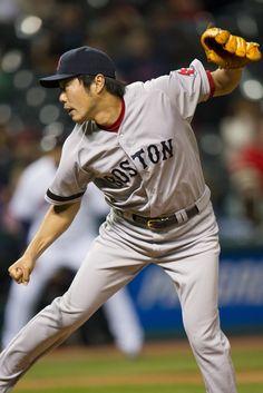 Koji Uehara - Boston Red Sox