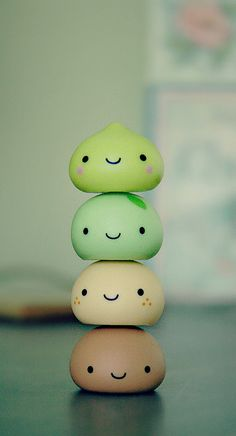 manjusstackables by Strawberry♥Cuteness, via Flickr
