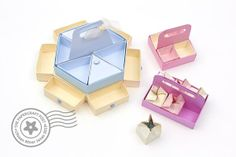 3D Papercraft Templates | Papercraft Sewing Accessories Gallery