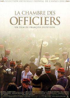 VIDEO - La chambre des officiers film de François Dupeyron. Les gueules cassées de la Première Guerre mondiale.
