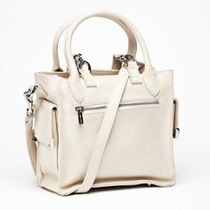 NYC Mini Satchel - Leather - Trend | Uncovet