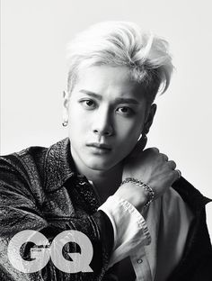 Jackson GOT7 for GQ