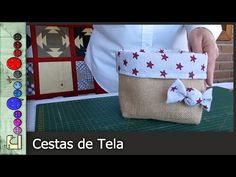 Ideas que mejoran tu vida Patchwork Tutorial, Vide Poche, Fabric Storage, Fabric Bags, Diy Pillows, Fabric Crafts, Hand Sewing, Diy And Crafts, Burlap