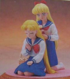 Bishoujo Senshi Sailor Moon - Tsukino Usagi - Aino Minako - 1/8 (Koubou Koboshi)