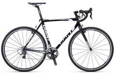My new bike.  Giant - TCX 0, it's a beauty!