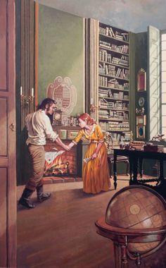 Harmony History - My Regency cover book by Nicola Parrella, via Behance