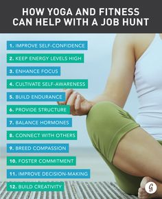 12 Choice Ways Yoga and Fitness Can Help Millenials Cope with Unemployment