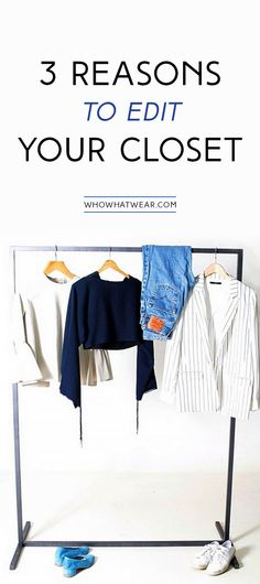 A simple wardrobe can change your life